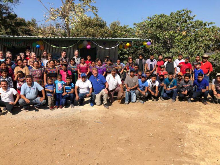 Dedication of the comunitario: El Limonar on Wednesday