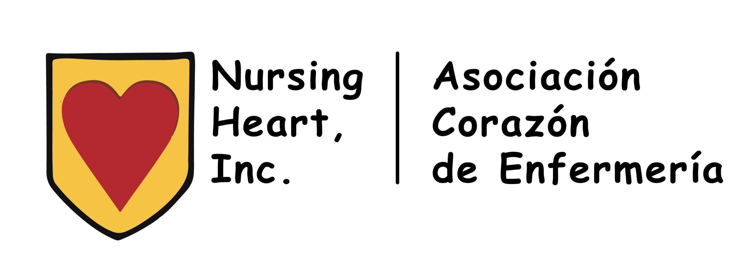 Nursing Heart | Corazón de Enfermería